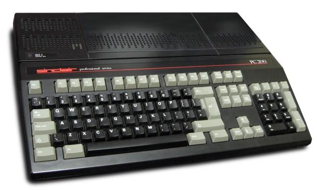 Sinclair PC200 (à rédiger)