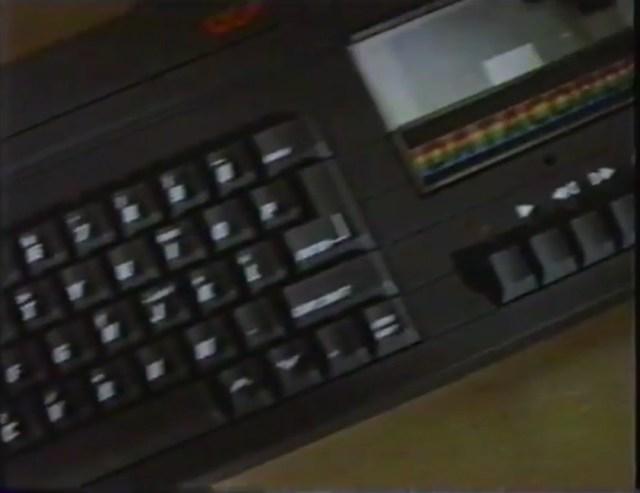 Sinclair ZX Spectrum 128k