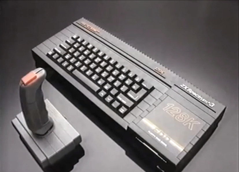 ZX SPECTRUM +2 +3 (1987)