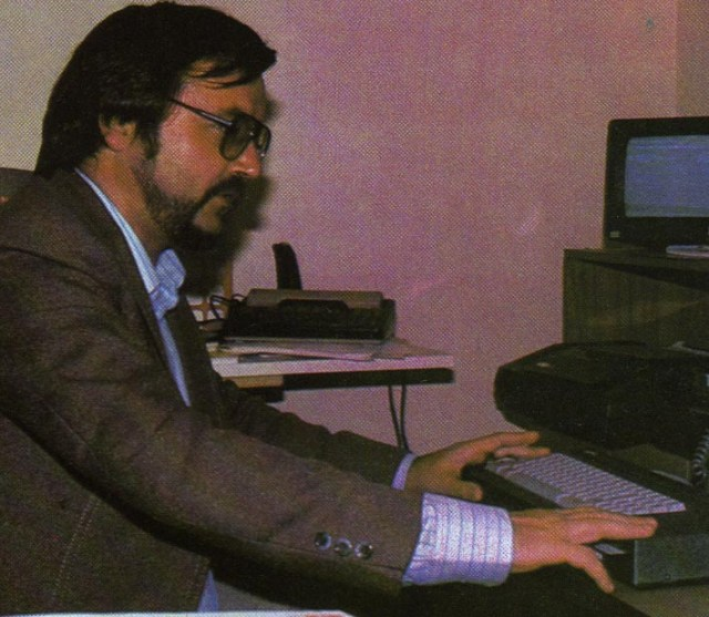 François Quentin -Amstrad France- (Amstradeus)