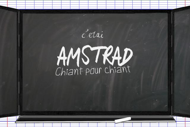 Amstrad Chiant Pour Chiant