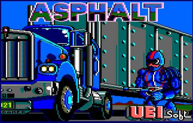 Asphalt (Test de Lonard)