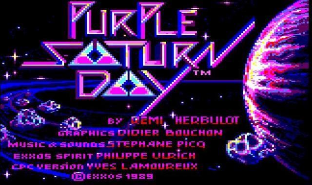Purple Saturn Day (test de Fagal)