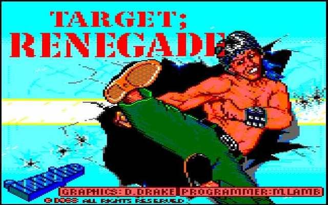 Target Renegade (Test par Lonard)