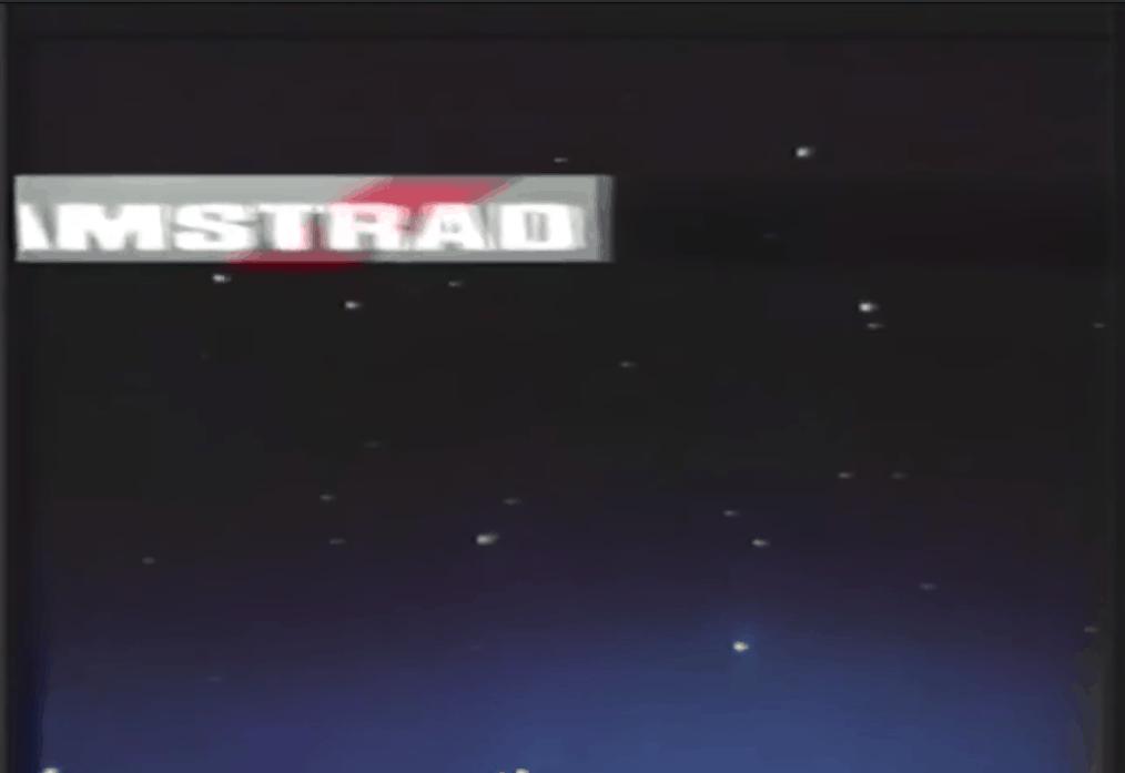 VHS d'installation des PC série 2000 d'Amstrad