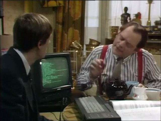 Only Fools and Horses – S6, Episode 1, «Yuppy Love» (1989)