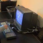 Envoie d'un SMS depuis un Amstrad CPC 6128