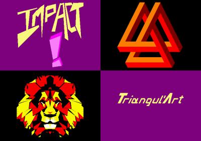 TriangulArt by Impact