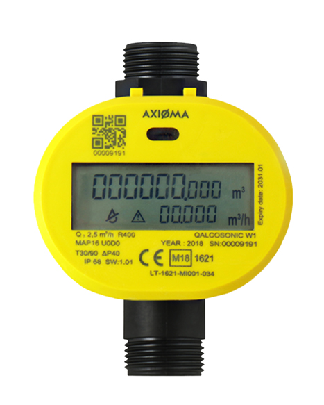 Qalcosonic W1 Smart Water Meter