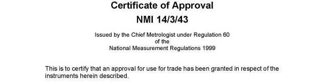 AMS Water Metering receives NMI approval for their Qalcosonic W1 water meter