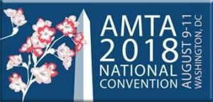 2018 AMTA National Convention banner