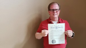 2018 Nevada Massage Therapy Awareness Week - gubernatorial proclamation