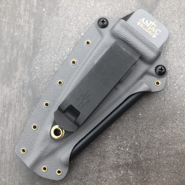 Belt FireSheath Gunmetal Grey