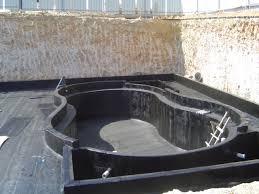 عزل خزان المياة