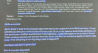 This email announces Orrin Woodward's injunction was lifted and he could speak to us again......Funny Mr. Blomdahl must have amnesia as he fails to mention Orrin and Laurie Woodward met with the leaders in the Guzzardo organization in their hotel room at a Major, WHILE UNDER THE INJUNCTION!! I remember Mr Blomdahl, Renee Oettinger , the Morgans, us, the Hawkins and more being in that hotel room with Orrin! Defying a judges order...... Of course we thought we were fighting the big bad corp Quixtar....jeez. Do Team leaders believe they are above the law or that it's ok to decieve people?