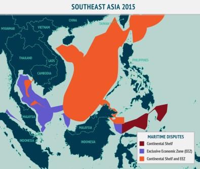 Southeast Asia 2015