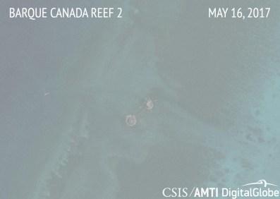 Barque Canada Reef 2 5.16.17