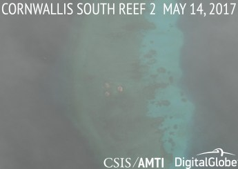 Cornwallis South Reef 2 5.14.17