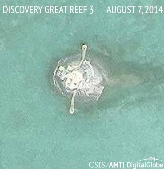 Discovery Great Reef 3 8.7.14 BEFORE