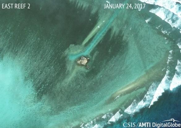 East Reef 2 1.24.17