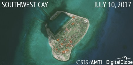 Southwest Cay 7.10.17