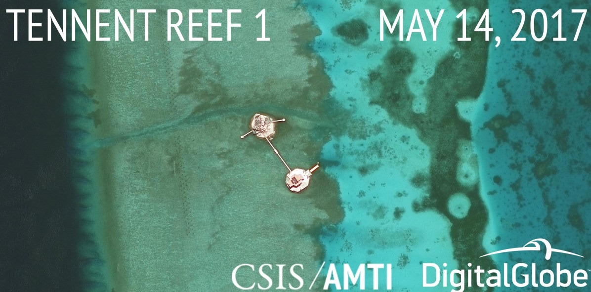 Tennent Reef 1 6.15.17