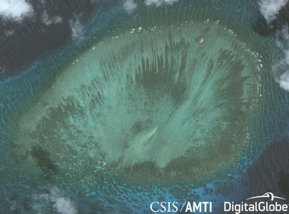 Petley Reef