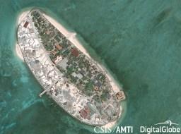 Sand Cay