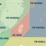 Rantau-rantau Maklumat Penerbangan Asia Timur