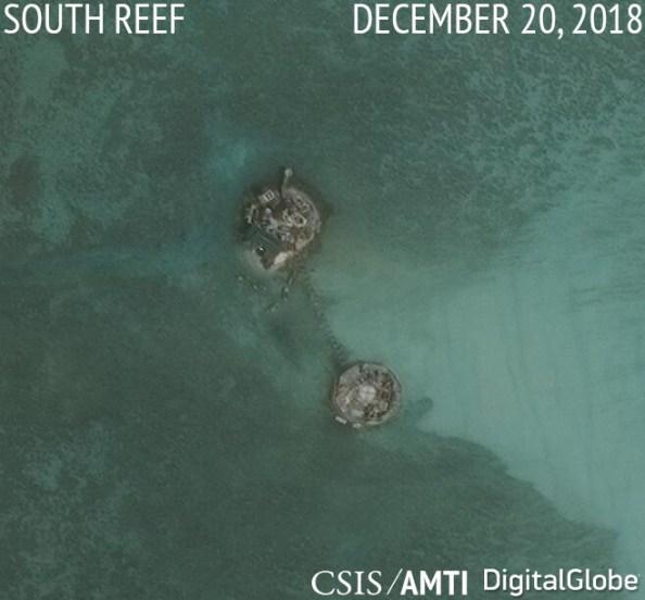South Reef, December 20, 2018