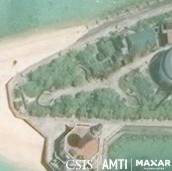 Namyit Island, September 21, 2020