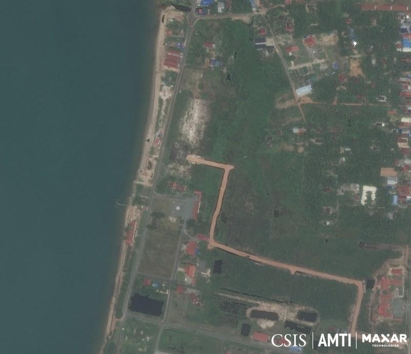 Ream Naval Base, October 3, 2021