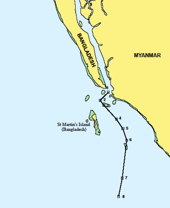 The Bangladesh/Myanmar Maritime Dispute: Lessons for Peaceful Resolution |  Asia Maritime Transparency Initiative