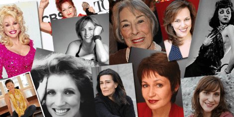 Women composers and lyricists in musical theater