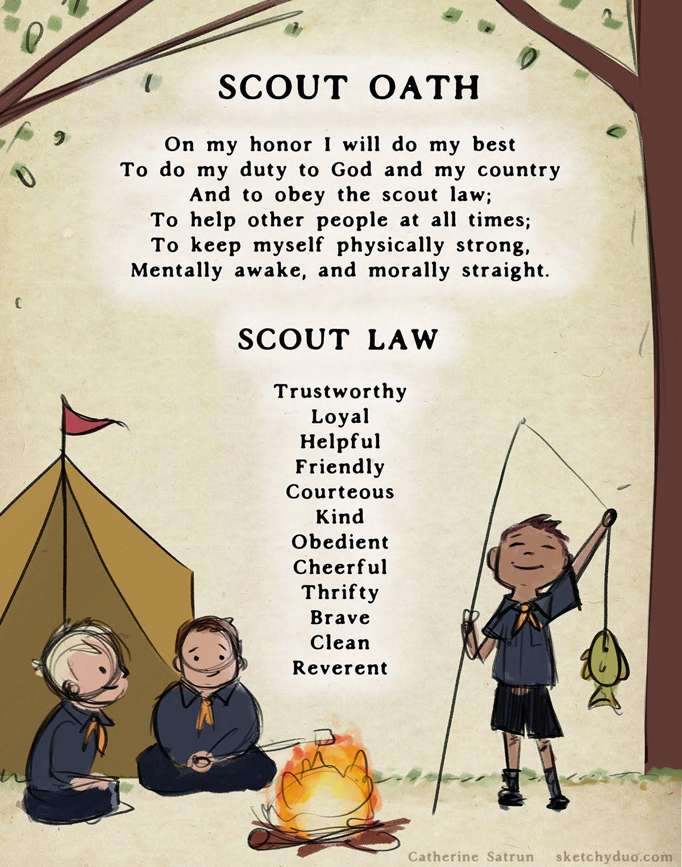 Cub Scout Oath