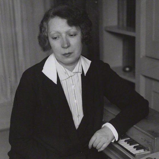 Марі Лорансен у 1930 році (фрагмент світлини), фотографія Андре Кертеша © Estate of André Kertész