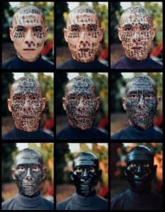 Family Tree  Zhang Huan, 2000