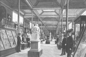 Mostra Vaticana, 1888.