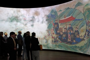 We are like vapours: Pacifying the South China Sea  Museu Marítimo de Hong-Kong, 2013
