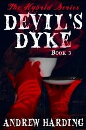 Andrew Harding - Devils Dyke - Book 3 Cover