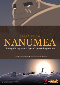 George Siosi Samuels Tales from Nanumea Poster