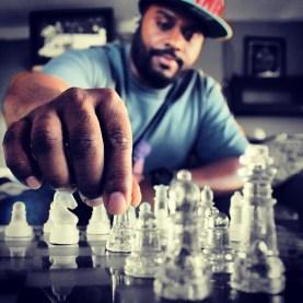 Jonathan Kelley - TheBeatStillJK plays chess