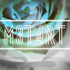 M3t4rt Logo Art