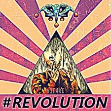 M3t4rt Revolution EP Cover Art
