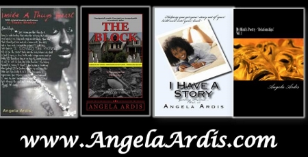 Angela Ardis books and website