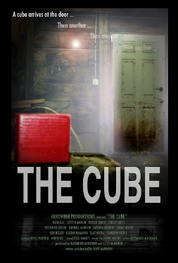 The Cube Movie Poster