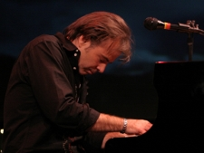 Jim Wilson playing piano