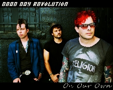 Dead Day Revolution - On Our Own cover