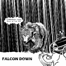 Falcon Down - Everybody Goes Solo cover