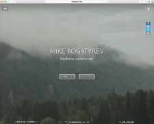 Mike Bogatyrev website 1